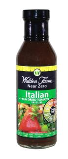 Walden Farms Italian w/ sundried tomatoes salad dressing