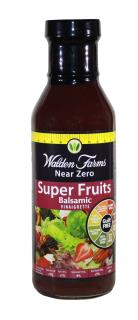 Walden Farms Super fruits balsamic salad dressing