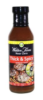 Walden Farms Babrbeque Sauce – Thick & Spicy