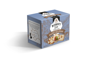 Bonn's Yorkshire Mini Crackers 85g