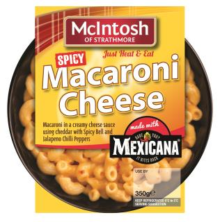 McIntosh – Macaroni cheese with Mexicana