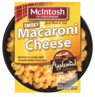 McIntosh – Macaroni cheese with Applewood