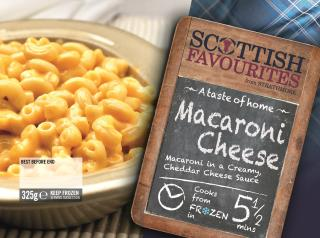 Scottish Favourites – Macaroni cheese