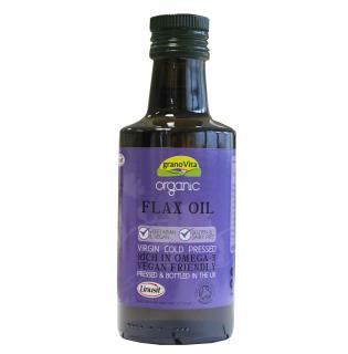 GranoVita  Flax Oil Organic