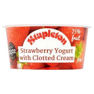 Stapleton Strawberry & Clotted Cream Yogurt