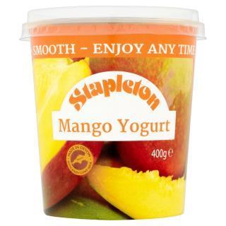 Stapleton Low Fat Mango Yogurt