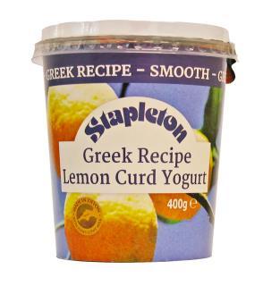 Stapleton Greek Recipe Lemon Curd Yogurt