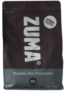 Zuma Double Hot Chocolate – 2kg