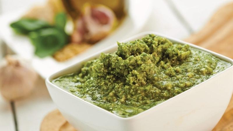 Green Pesto Vegetarian