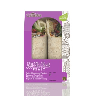 Sandwiches & Wraps – Middle East Feast