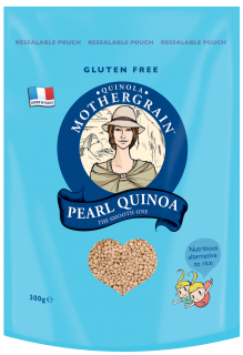 Wholegrain French Grown Quinoa
