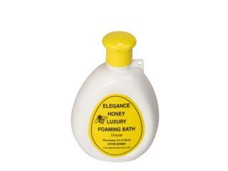 Elegance Natural Skin Care Honey Luxury Foaming Bath