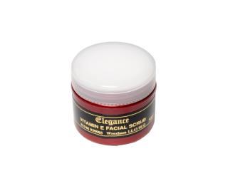 Elegance Natural Skin Care Vitamin E Facial Scrub