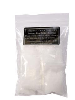 Elegance Natural Skin Care Foot Salts