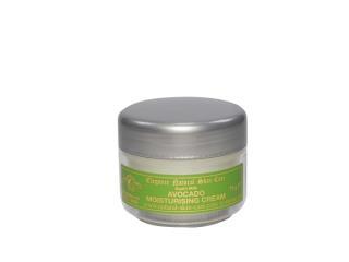Elegance Natural Skin Care Avocado Moisturising Cream