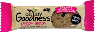 Oh My Goodness Gluten Free Merry Berry Bar