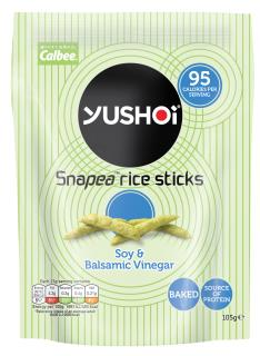 Yushoi Snacks – Soy & Balsamic Vinegar