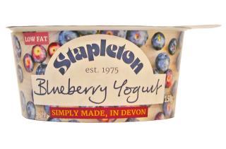 Stapleton 150g Blueberry Yogurt