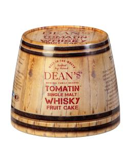 Tomatin Single Malt Whiskty Fruit Cake