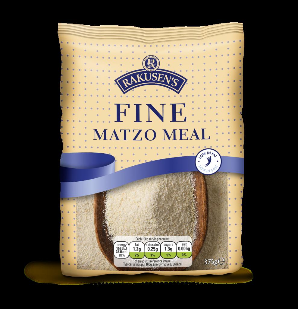 Rakusen's Fine Matzo Meal 375g