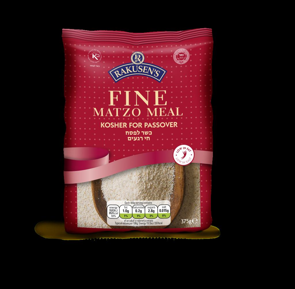 Rakusen's Fine Matzo Meal 375g – Passover