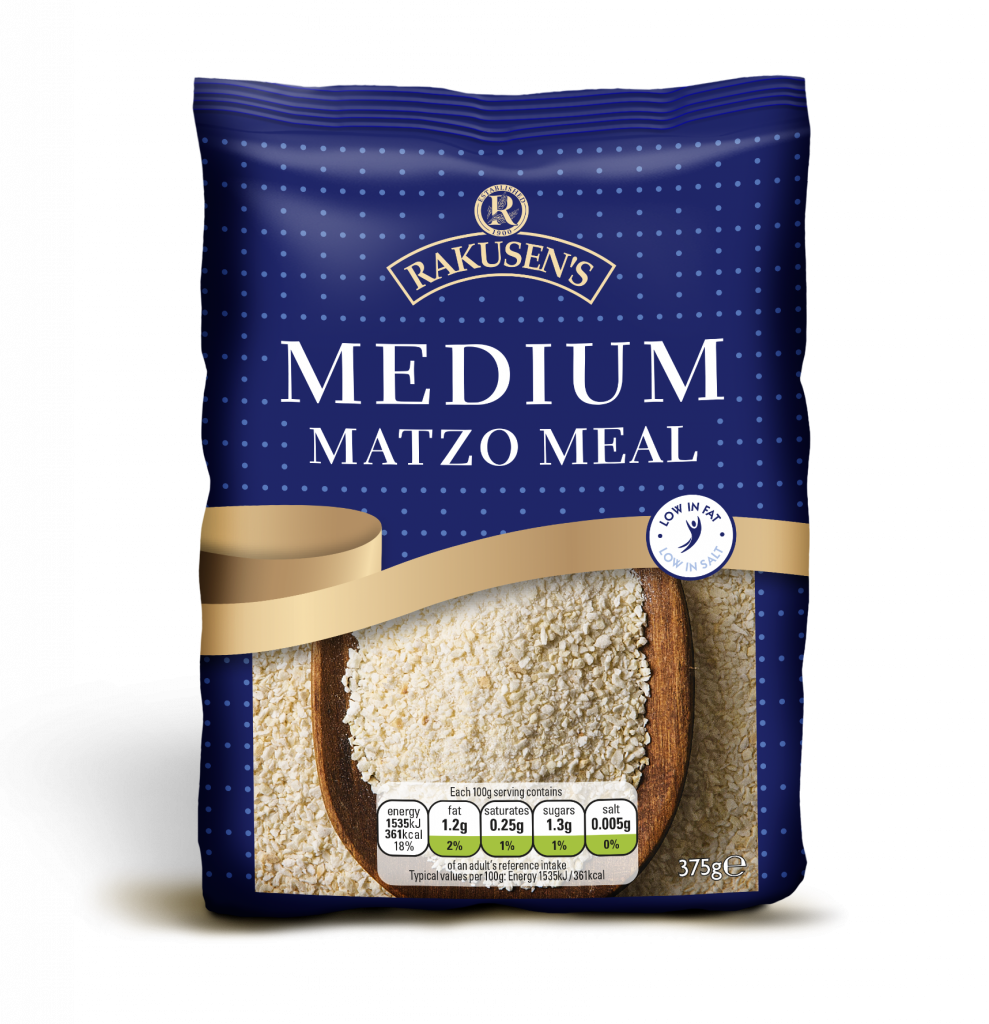 Rakusen's Medium Matzo Meal 375g