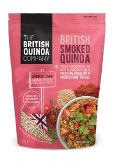 British Smoked Quinoa
