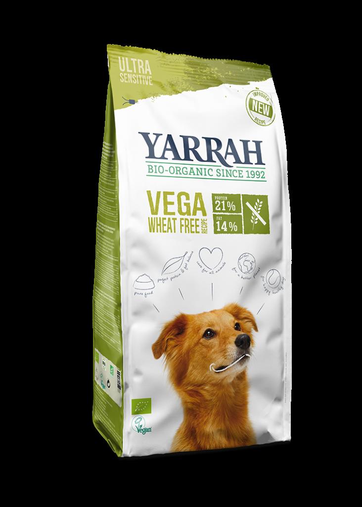 Organic Vegetarian Dog Food – Wheat Free