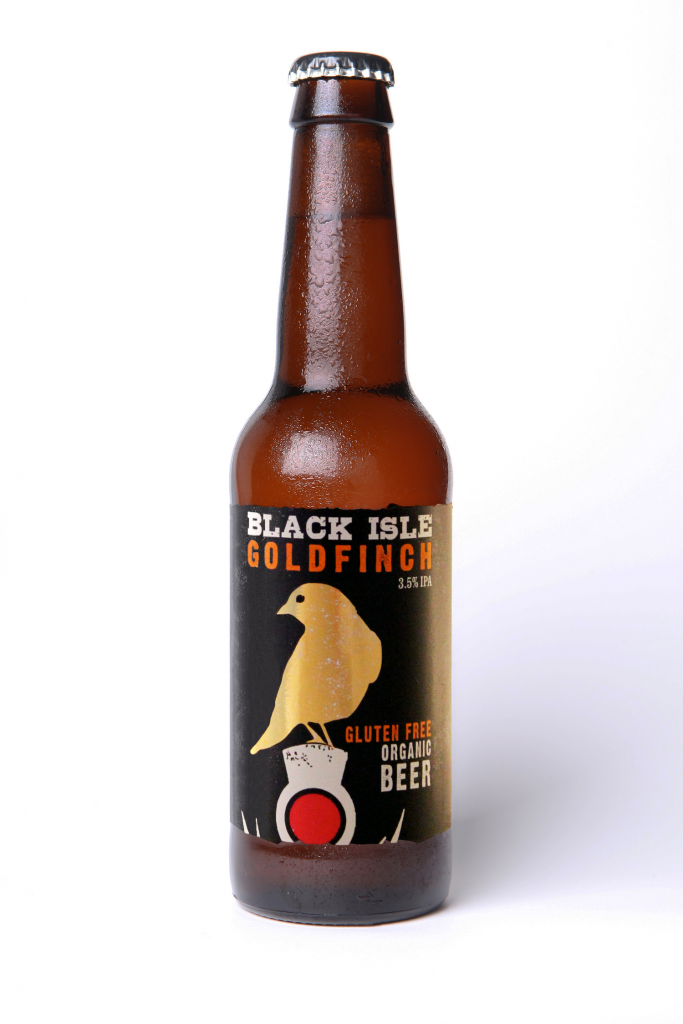 Black Isle Brewery Goldfinch Gluten Free