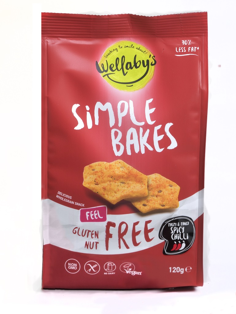 Wellaby's Simple Bakes, Spicy Chilli