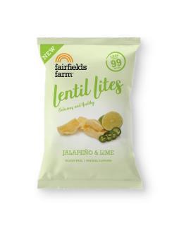 Lentil Bites Jalapeno and Lime