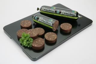 Vegetarian / Vegan Black Pudding