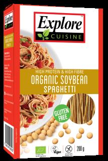 Soy Bean Spaghetti