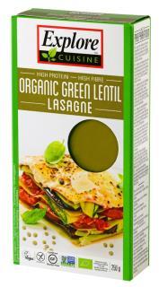 Green Lentil Lasagne