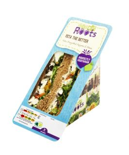 Urban Eat Roots –  Feta the Better (Sandwich)