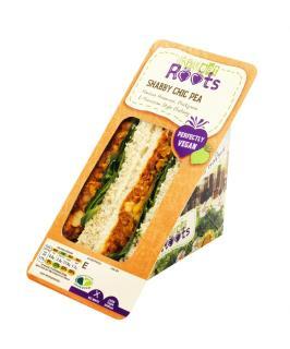 Urban Eat Roots – Shabby Chic Pea (Sandwich)