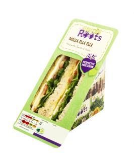Urban Eat Roots –  Mozza Ella Ella (Sandwich)