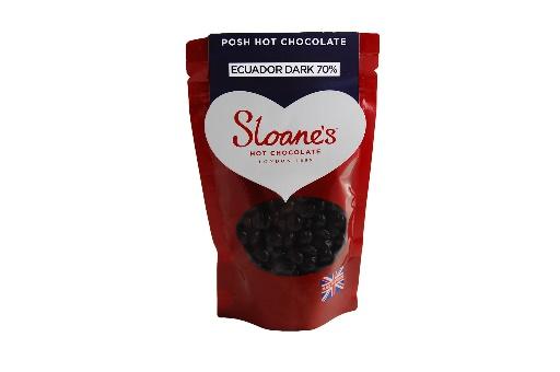 Ecuador Dark 70% Hot Chocolate
