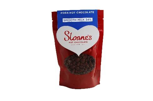 Smooth Milk 34% Hot Chocolate