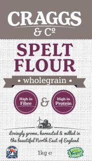 Wholemeal Spelt Flour