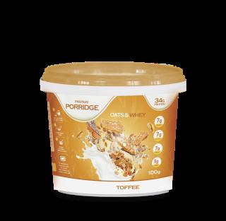 Protein Porridge Pots: Toffee
