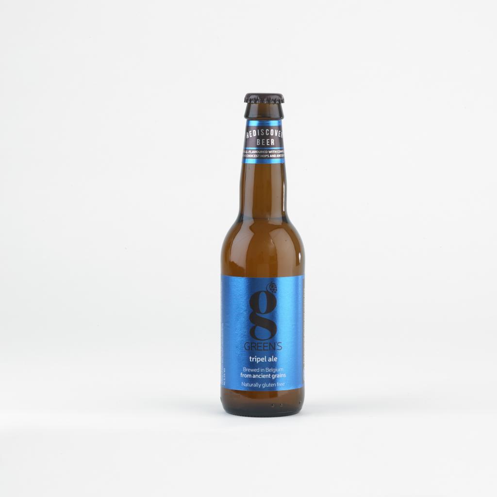 Green's Tripel Ale