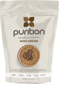 PURITION Wholefood Nutrition: With Cocoa