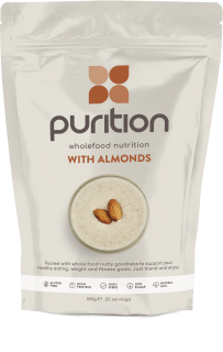 PURITION Wholefood Nutrition: With Almonds