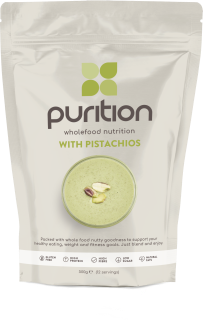 PURITION Wholefood Nutrition: With Pistachios