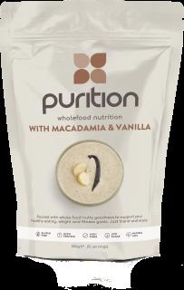 PURITION Wholefood Nutrition: Macadamia and Vanilla