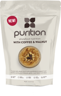 PURITION Wholefood Nutrition: With Coffee and Walnut