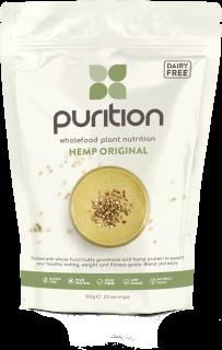 PURITION Wholefood Plant Nutrition: Vegan Hemp Original