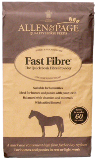 Allen & Page Horse Feed – Fast Fibre