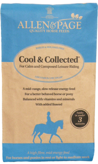 Allen & Page Horse Feed – Cool & Collected